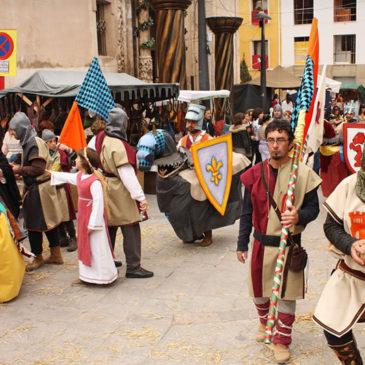 Fiestas del Medievo 2015