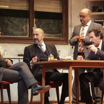 Desde 40 €, Teatro «Jugadores» de Pau Miró + alojamiento + desayuno / 17 de enero